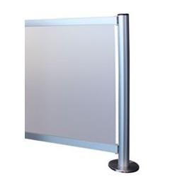 Système NeXtrac : panneaux mobiles et portes