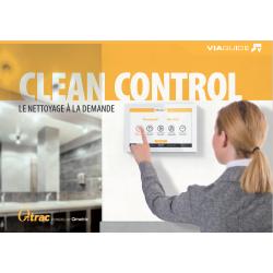 Clean Control Le Nettoyage À La Demande