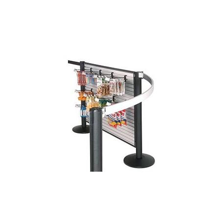 NeXtrac avec panneaux Pegboard : systèmes de vente et de merchandising